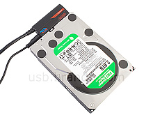 UNITEK USB 3.0 to SATA Adapter (Y-1034)