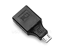 USB 3.0 Micro B Female (9-Pin) to USB 2.0 Micro B Male (5-Pin) Adapter