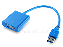 USB 3.0 to VGA Adapter Cable