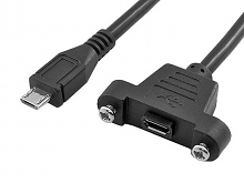 micro USB Extension Cable