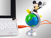 Disney Mickey & Minnie USB Web Cam