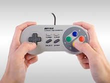 Buffalo USB Super Nintendo PC Game Pad