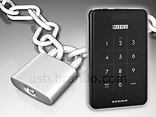 EZSAVE Lockdown USB 3.0 2.5