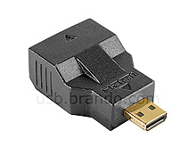 Micro HDMI Type D Male to HDMI Female Adapter