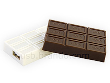 USB Chocolate 4-Port Hub