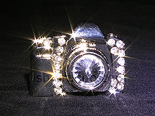 USB Jewel Camera Flash Drive