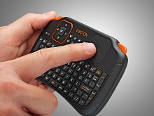 Mini Wireless Keyboard with Touchpad S1