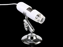 USB Digital Microscope with 8 LEDs