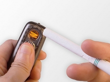 USB Cigarette Lighter with UV Light