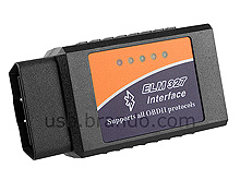 Bluetooth ELM 327 Scanner OBDII Car Diagnostics