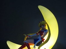 Sailor Moon LED Touch Lamp