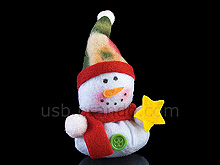 USB Snowman Flash Drive II