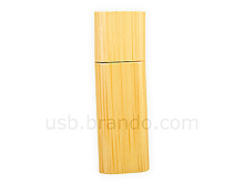 USB Bamboo Flash Drive II