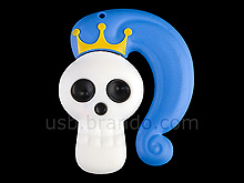 USB Queen Skull Flash Drive