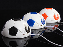 USB Soccer Optical Mouse