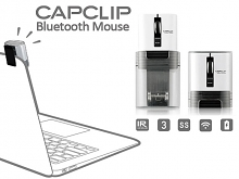 CapClip Bluetooth Mouse