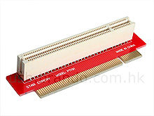 PCI Extension Riser Card (90 degree)
