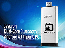 Jesurun Dual-Core Bluetooth Android 4.1 Thumb PC