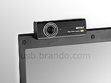 Buffalo HD 720p USB Web Cam