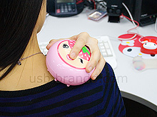 USB Fruit Hand Warmer and Massager