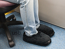 USB Heating Slippers V