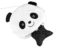 USB Panda Warmer Mouse Pad