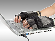 USB Heating Gloves II