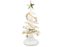 USB Golden Bell LED X'mas Tree