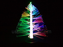 USB Fiber Optic Christmas Tree III