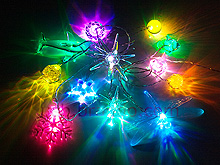 USB X\'mas Decor Light (12 LED Lights)