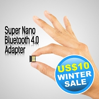 Super Nano Bluetooth 4.0 Adapter