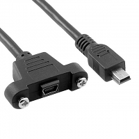Mini-B 5-pin Extension Cable
