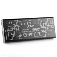 USB 3.0 M.2 (NGFF) SSD Enclosure