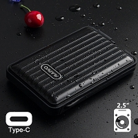 Rugged Waterproof Type-C 2.5