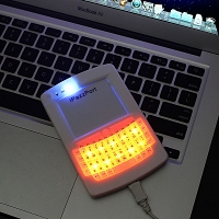 USB Tiny Keyboard with Touchpad