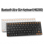 Bluetooth Ultra-Slim Keyboard (HB2000)