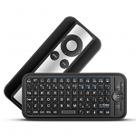 iPazzPort Bluetooth Flying KeyMouse with Apple TV Box Remote Control Silicone Sheath