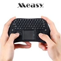 Measy GP800 Mini Wireless Keyboard with Touchpad