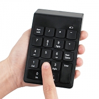 Wireless Mini Numberic Keypad