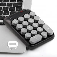 Type-C Wireless Number Keypad