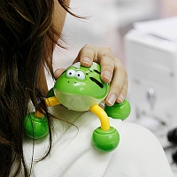 USB Frog Massager