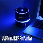 USB Mini HEPA Air Purifier