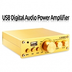 USB Digital Audio Power Amplifier