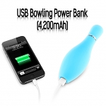 USB Bowling Power Bank (4,200mAh)