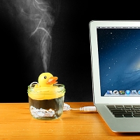 USB Ducky Humidifier