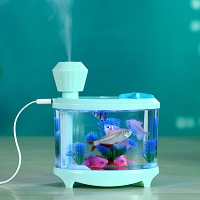 USB Mini Aquarium Humidifier