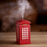 USB Retro Telephone Booth Humidifier
