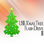 USB X\'mas Tree Flash Drive III
