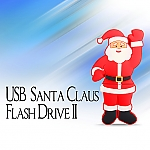 USB Santa Claus Flash Drive II