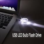 USB LED Bulb Flash Drive